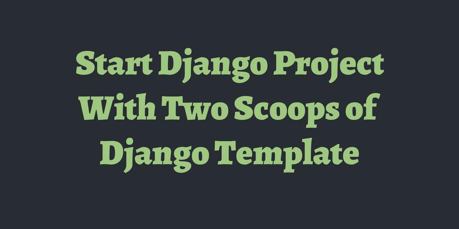 how to start django with wsgi